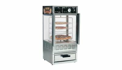 Gold Medal 5552PZ Combo Pizza Oven & Merchandiser Warmer Display