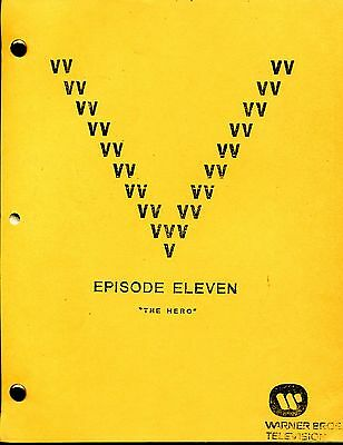 "V Visitor Script - Ep. Eleven - ""The Hero""  Final Draft"