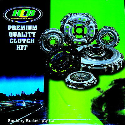 Suits HOLDEN Commodore CLUTCH KIT  VS VT VX  V6 GETRAG gearbox Mod 1997 On HCB