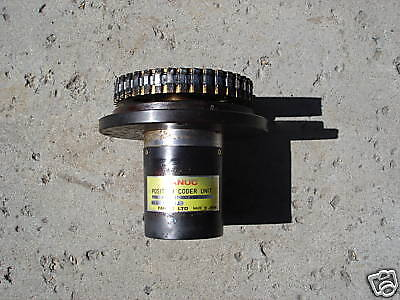 Fanuc Spindle Encoder A86L-0027-0001 #102