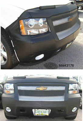 Front End Mask Bra Fits Chevy Chevrolet Tahoe,Suburban & Avalanche 2007 2008