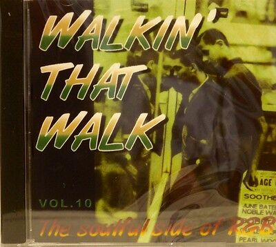 WALKIN' THAT WALK - Volume #10 - 25 VA Tracks