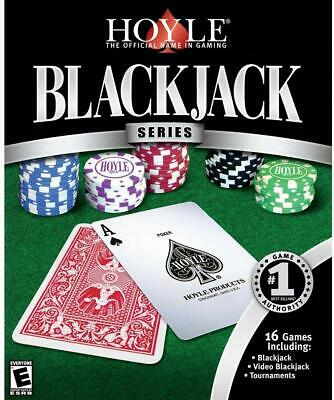 Hoyle Blackjack Series - 16 Blackjack Games - Pc (New)