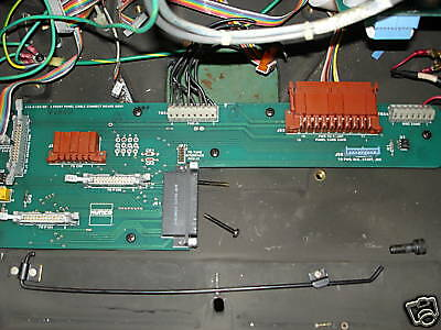 Hurco Front Panel Connect Board 415-0193-004A