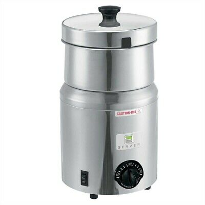 Server 4 Quart (3.8 l) Soup food warmer:  FS-4 81000