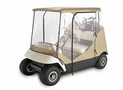 2-Person Fairway Travel 4-Sided Golf Cart Enclosure