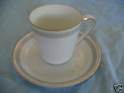 Hutschenreuther NOBLESSE 9729 Germany Cup & Saucer