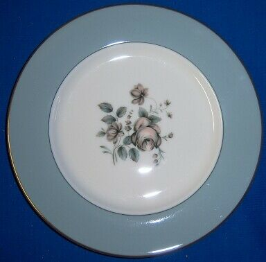 Royal Doulton ROSE ELEGANS Bread and Butter Plate