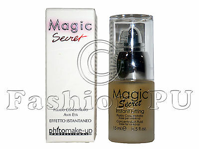 MAGIC SECRET 15ml - Sguardo Luminoso TENSORE Immediato CONTORNO Occhi BORSE
