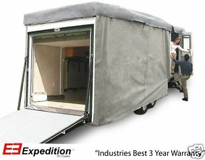 Expedition RV Trailer Cover Toy Hauler Fits 18 to 20 ft