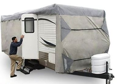 Expedition RV Trailer Cover Travel Trailer Fits 33 34 35ft