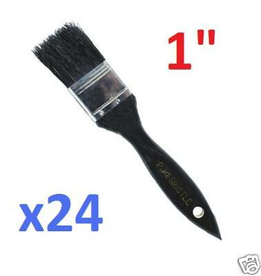 """1"""" inch / 25mm Paint Brush Soft (BOX OF 24) Wholesale Trade Value"""