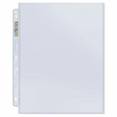 Ultra Pro Platinum 1 Pocket Magazine Pages 100 count