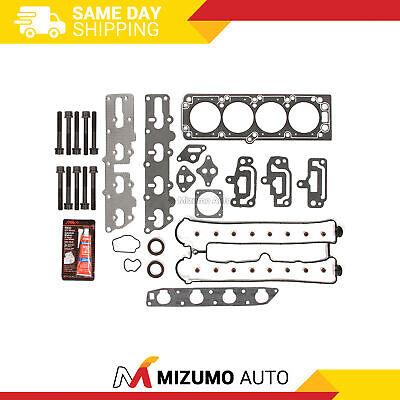 98-02 2.2 L Isuzu Rodeo X22SE Head Gasket Set + Bolts