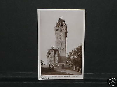 Stirlingshire - Wallace Monument - r/p 1906