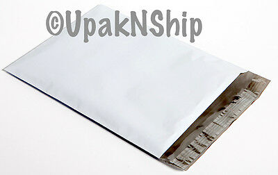 300 POLY MAILER SHIPPING BAGS COURIER ENVELOPES 9X12 W/ EXPEDITED SHIPPING!