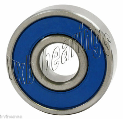 Pack of 1 R16-2RS Single Row Ball Bearing 1.00/'/' x 2.00/'/' x 0.50/'/'