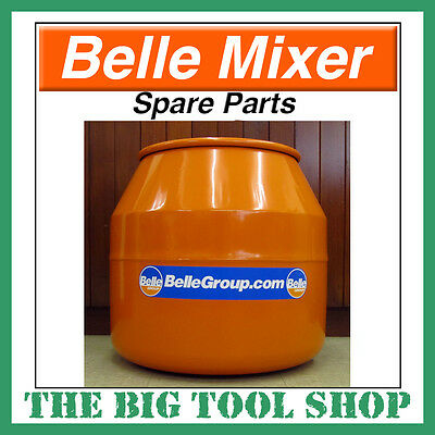 Belle Genuine Mixer Drum,new For Mini & Maxi