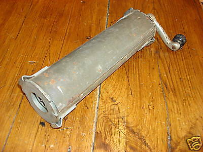 Antique Early TIN Spritz COOKIE PRESS