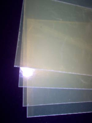"0.004"" UnClad 324in² FR4 PCB Insulator/Insulating Sheet"