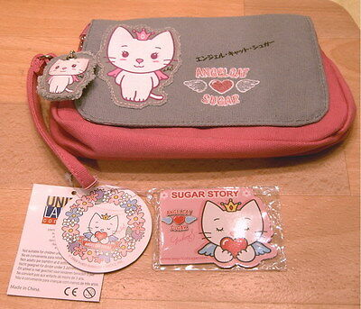 Angel Cat Sugar Kosmetiktasche Beauty Bag Hello Kitty