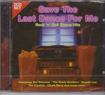 SAVE THE LAST DANCE FOR ME - VARIOUS ARTISTS on 2 CD's