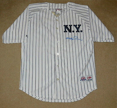 Rare Lot (3) 1978 New York Yankees Autographed Jerseys!