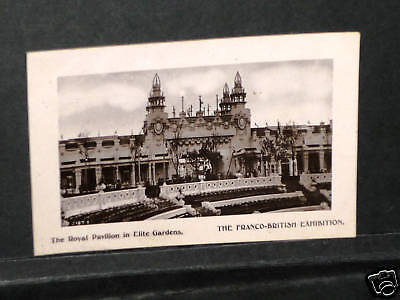 """The Royal Pavillion""- Franco British Ehhibition 1908"