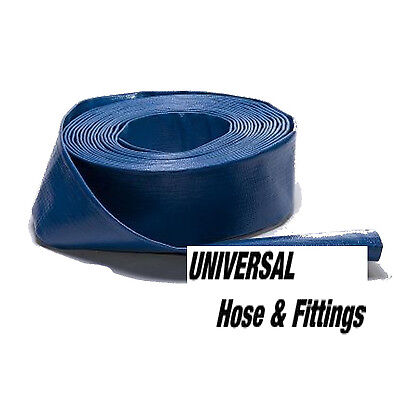 """3"""" X 300'  Water Discharge Hose Made In Usa Trash Pump"""
