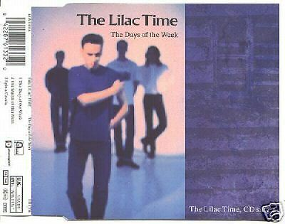 THE LILAC TIME Days Of The Week 1989 UK CD single
