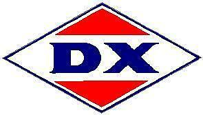 Dx Gasoline Vinyl Sticker (A467)