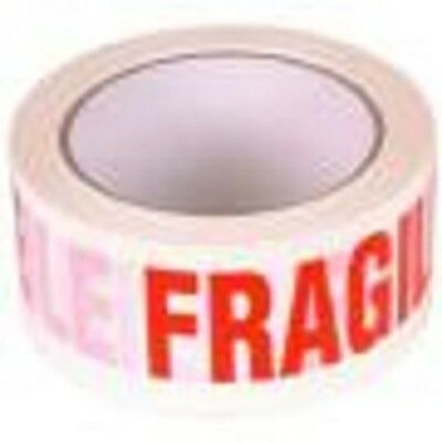 Fragile Tape Twin Pack **Low Noise Slow Release**