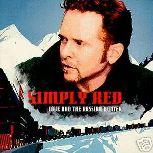 "Simply Red ""Love and the Russian Winter"" CD Neu"