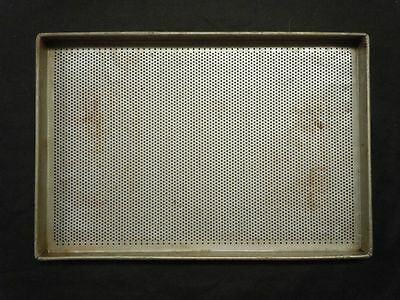 Used Perforated Sheet Pan