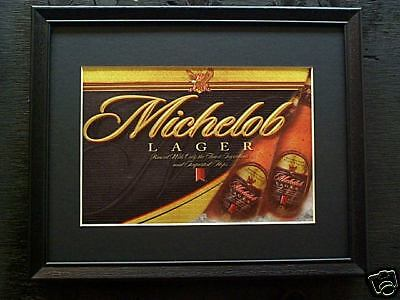 Michelob  Lager   Beer Sign  #294