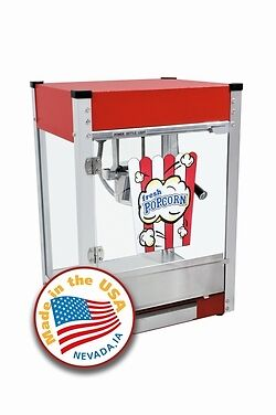 Popcorn Machine Popper Paragon Cineplex 4 oz 1104800