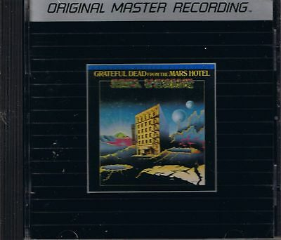 Grateful Dead From the Mars Hotel MFSL Silber MFCD 830