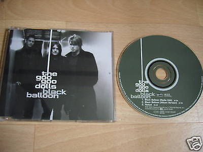 GOO GOO DOLLS Black Balloon 1999 GERMANY CD single