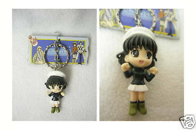Chobits Figure Banpresto Key Holder Chain