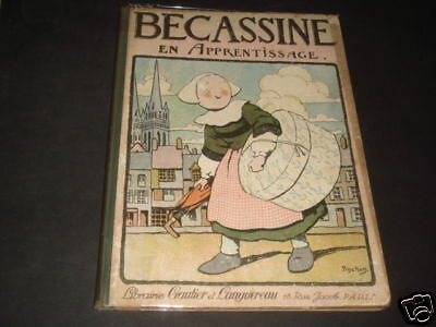 Becassine En Apprentissage Edition De 1926
