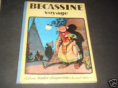 Becassine Voyage Tbe++ 1930