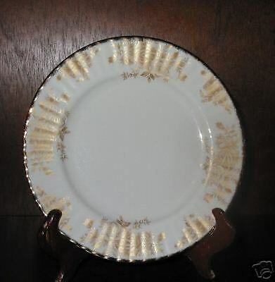 Royal  Albert OLD COUNTRY ROSES  GOLD Dessert Plate