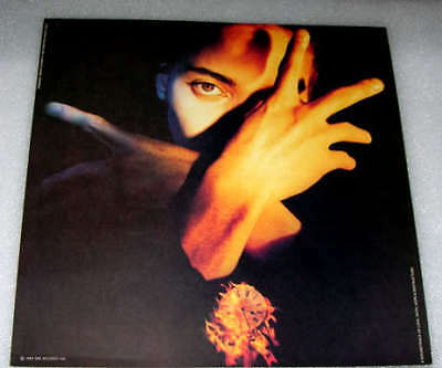 TERENCE TRENT D'ARBY: Rare FISH NOR FLESH Promo Poster