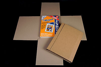 ECONOMY BOOK MAILING BOXES pack of 100 LARGE