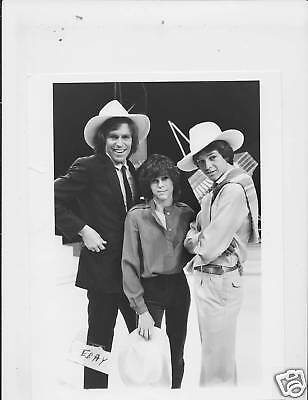 Kristy Jimmy McNichol VINTAGE Photo Jeff Conaway