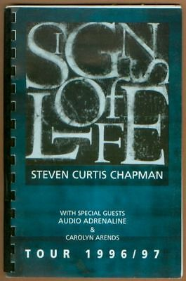Steven Curtis Chapman Audio Adrenaline Tour Itinerary