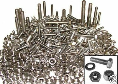 Marine Grade Stainless Nuts Bolts & Washers x200 A4 316