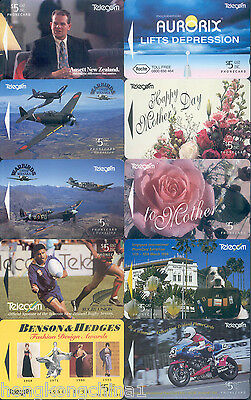 New Zealand 94 Adcards 5 International collector issue NZ00388