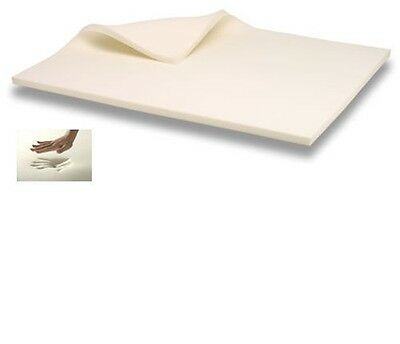 MEMORY FOAM MATTRESS TOPPER with FREE removable cover