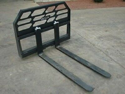 "New JOHN DEERE 400,500 LOADER 48"" HD PALLET FORKS"
